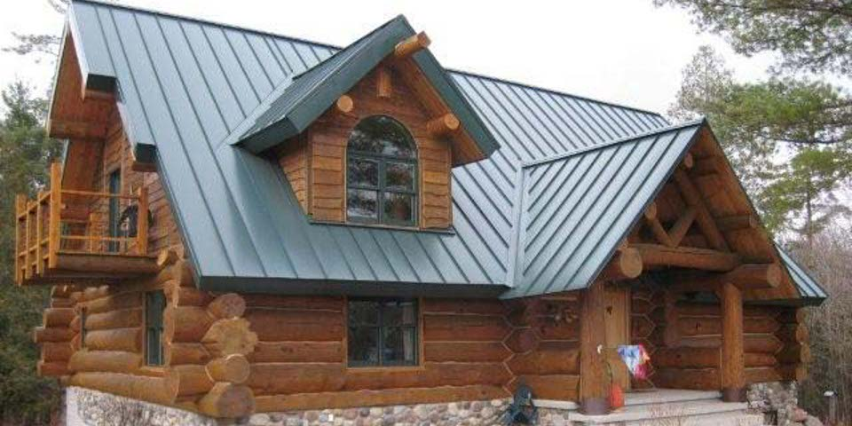 Gorgeous Log Homes