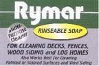 rinseable soap